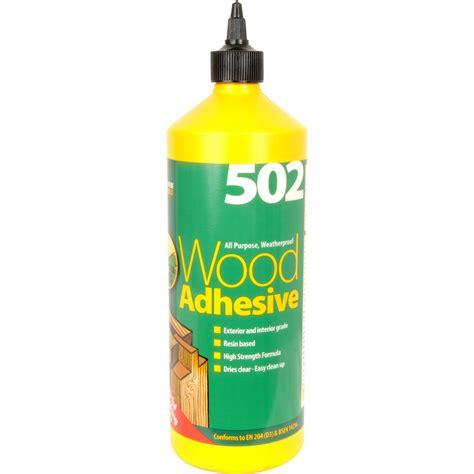 woodworking glues interior exterior pva wood glue 1l toolstation