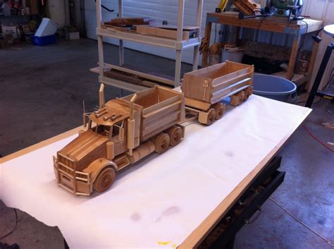 woodworking models plans for wooden trucks woodworking plans