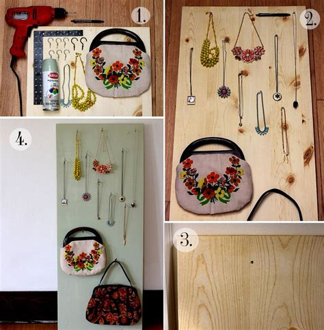 how to make a jewelry display diy jewelry display a beautiful mess