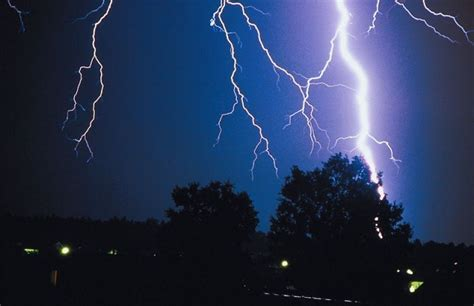 what are thunder of thunder lightning and tornadoes the chronicle