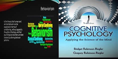 cognitive psychology cognitive psychology quotes quotesgram