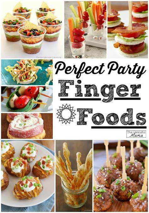 food ideas finger foods finger food ideas for adults www pixshark