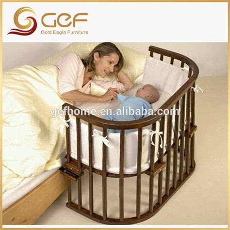 baby crib attached s bed new born baby cot gef bb