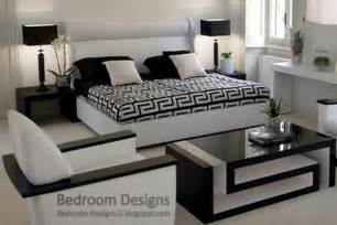 white and black bedroom furniture 5 black and white bedroom designs ideas