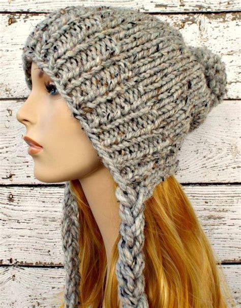 loom knit earflap hat pattern 25 unique loom knit hat ideas on loom hats