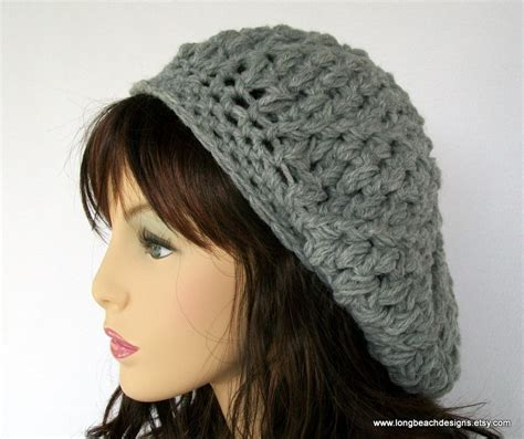 slouchy beanie knitting pattern where to find a slouchy beanie crochet pattern crochet