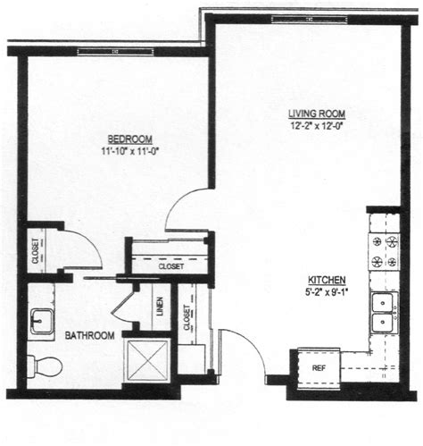 bedroom plans one bedroom 560 sq ft christian family solutions