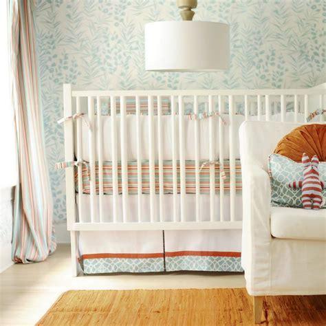 blue and orange crib bedding turquoise blue and orange crib bedding contemporary