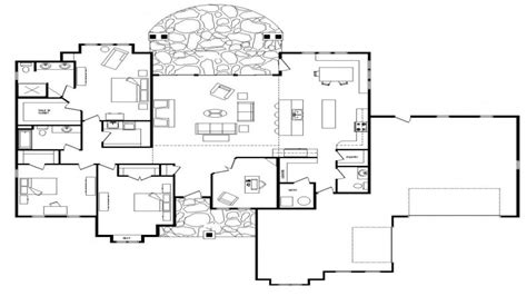 house plans with open floor plans simple floor plans open house open floor plans one level homes timber floor plan mexzhouse