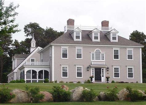 federal style house federal colonial house plans