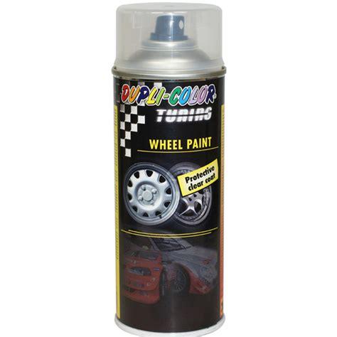 spray paint anleitung wheel paint klarlack motipdupli