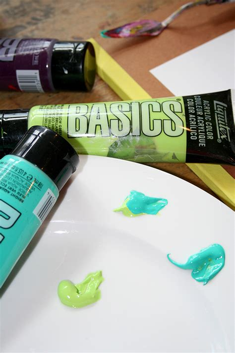 can i use acrylic paint on a canvas tote 13 must acrylic painting techniques for beginners