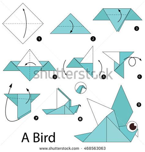 make origami bird origami stock images royalty free images