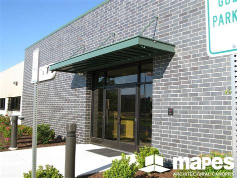 Metal Canopy by Lumideck Mapes Canopies Aluminum Canopies