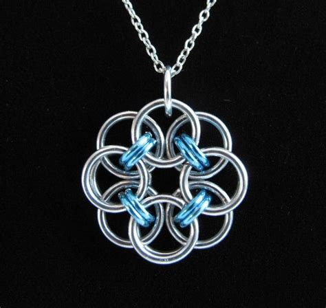 how to make chainmaille jewelry chainmail tutorial jewelry chain maille