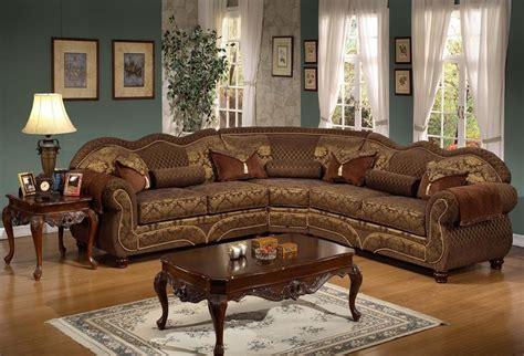 traditional furniture deborah traditional sectional sofa style plushemisphere