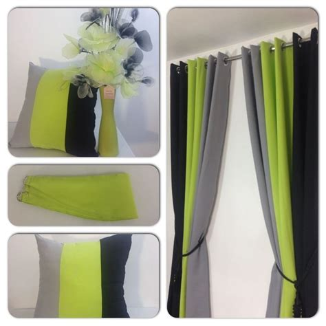 green walls grey curtains 17 best ideas about lime green curtains on