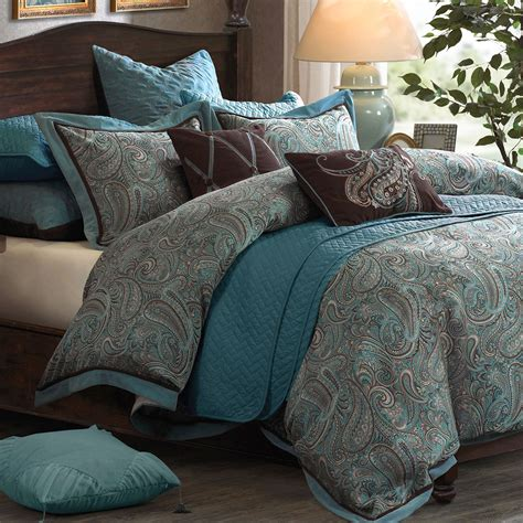 paisley bed sets paisley 9 10 pc comforter bed set