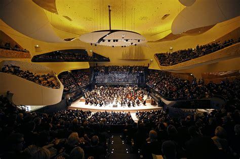 nouvelle salle de concert pour la philharmonie irv