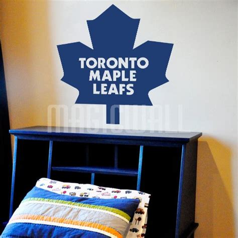 Tree Wall Mural Decal wall decals toronto maple leafs hockey sport wall