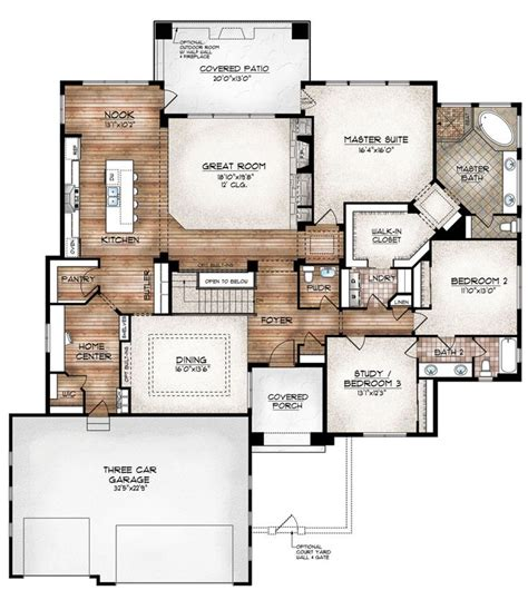 basement in suite floor plans 17 best ideas about open floor plans on open