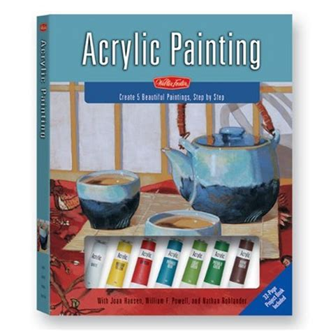 acrylic paint kits for beginners acrylic painting kit for and adults