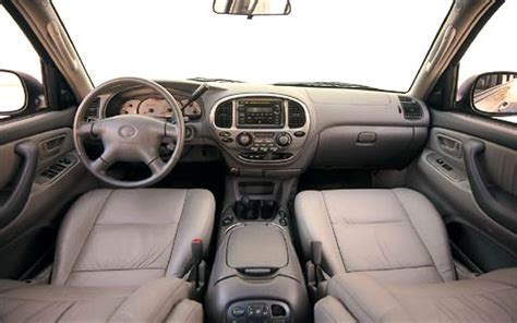 2001 toyota sequoia road test review truck trend