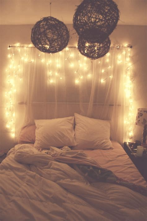 Ceiling Ideas For Bedroom 45 ideas to hang christmas lights in a bedroom shelterness