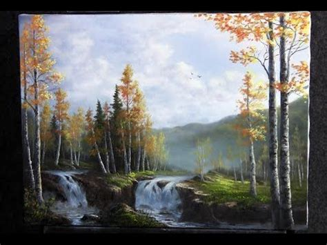 bob ross painting birch trees 1000 images about one stroke painting on one