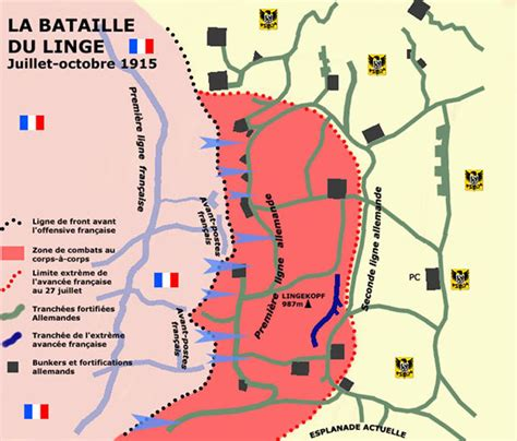 les passerands des 11e 14e 114e bca au linge en juillet ao 251 t 1915 171 culture histoire et