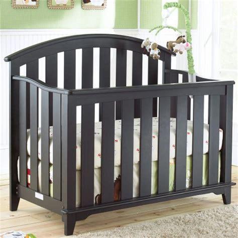 baby cribs black babysupply1g59 bedford baby convertible crib tribeca
