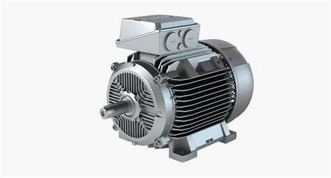 Siemens Electric Motors siemens electric motor 3d model