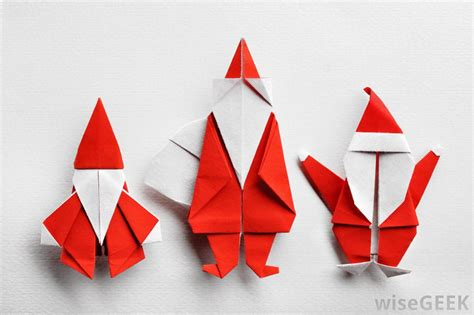 make origami decorations how can i make ornaments with pictures