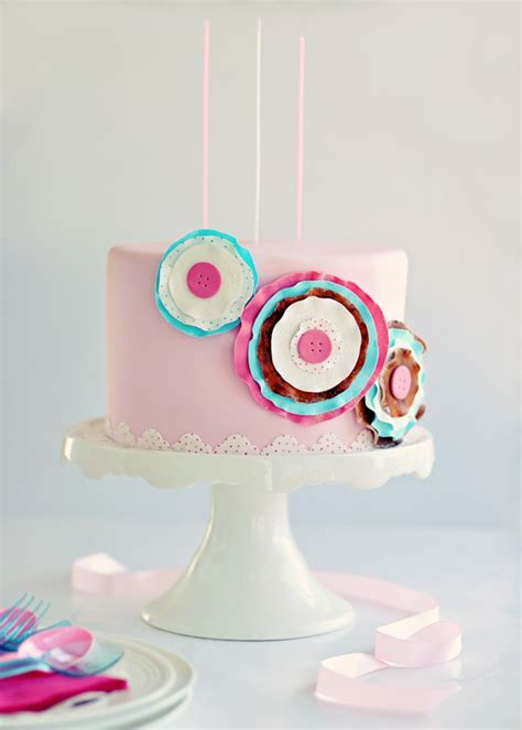 paper birthday cake craft paper craft sugar posy cake guest post for paper cakes