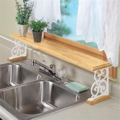 kitchen the sink shelf the sink shelf kitchen