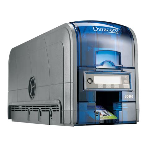 printers for card datacard sd360 essentra security id