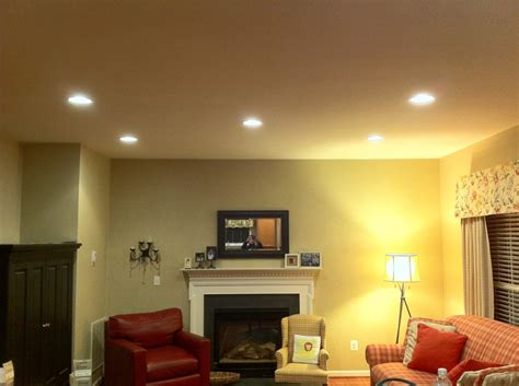 rooms with lights recessed lighting placement in living room advice for