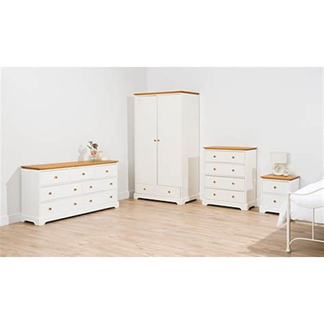 two tone bedroom furniture george home gilmore bedroom furniture range two tone