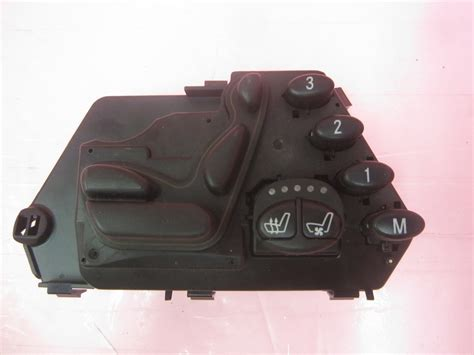 Used Mercedes Parts by Mercedes Seat Switch 2208213858 Used Auto Parts