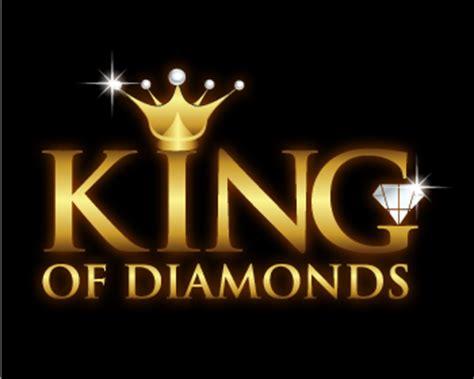 king of king of diamonds logo design contest logo arena