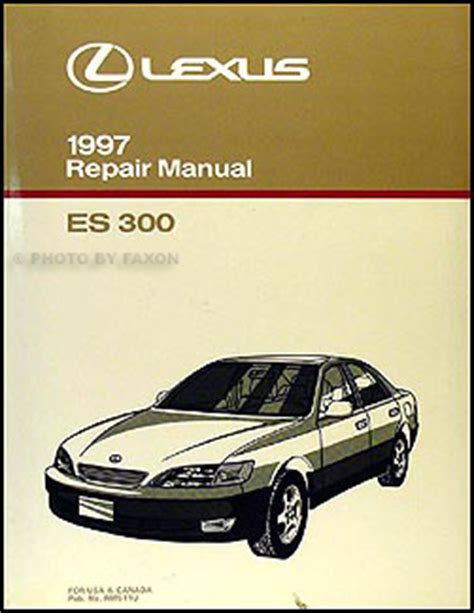 car owners manuals free downloads 1997 lexus es regenerative braking service manual 1997 lexus es repair line from a the transmission to the radiator transmission