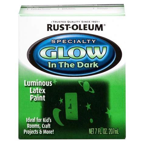 rust oleum glow in the paint shop rust oleum luminous green flat glow in the water