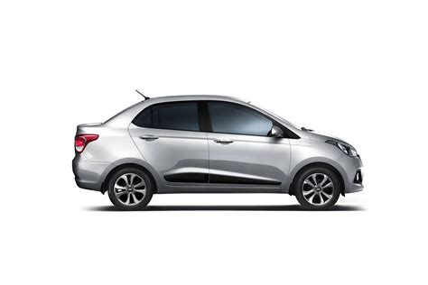 Xcent Car Wallpaper by Hyundai Xcent Side View