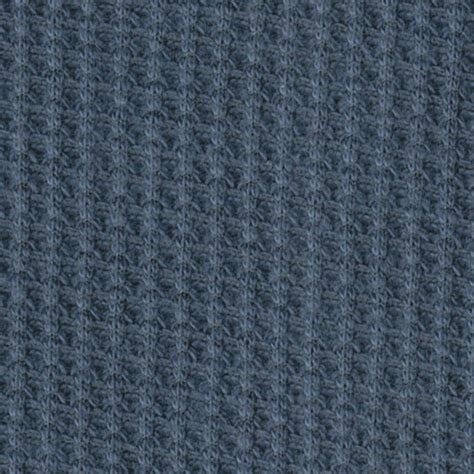 thermal knit fabric sle of 50 50 polyester cotton blend thermal knit fabric