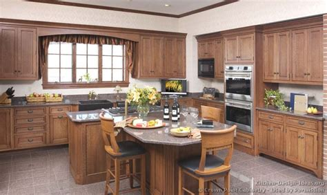 kitchen island table design ideas pictures of kitchens traditional medium wood cabinets