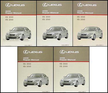 best car repair manuals 2008 lexus is f instrument cluster search