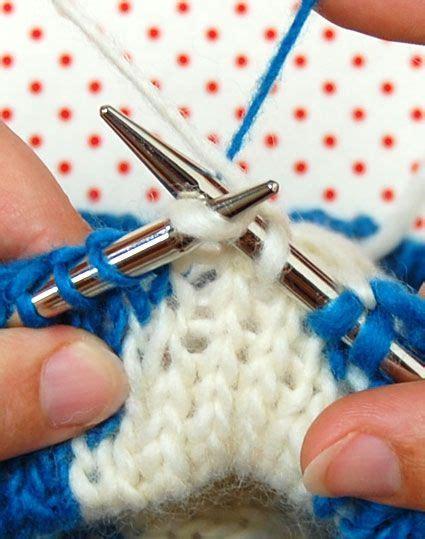 knitting tutorial intarsia tutorial knitting