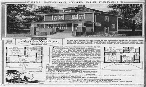 sears homes floor plans sears kit homes floor plans sears kit homes plans