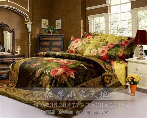 king size floral comforter sets yellow green floral flower vintage bedding comforter set