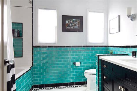 vintage modern bathroom photos hgtv